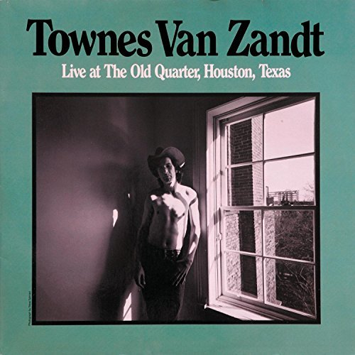 Townes Van Zandt Live At The Old Quarter Housto Digipak 2 CD