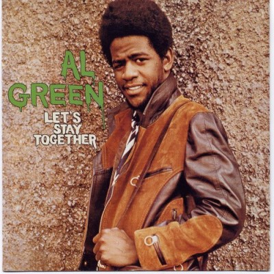 Al Green Let's Stay Together