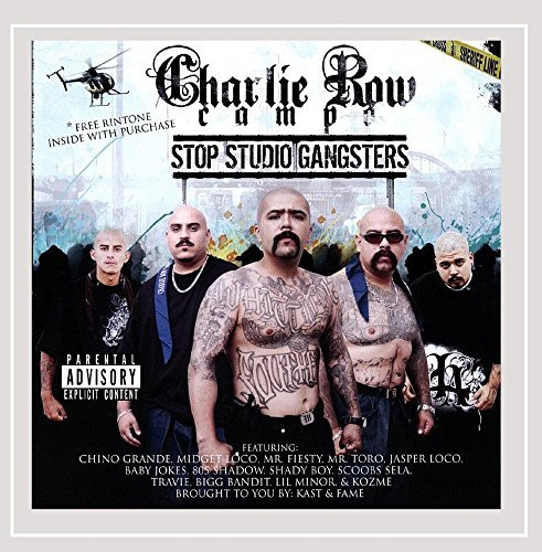 Charlie Row Campo Stop Studio Gangsters Explicit Version