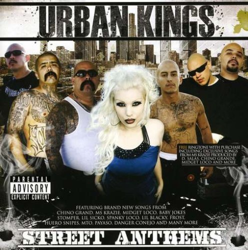Urban Kings Street Anthems Explicit Version