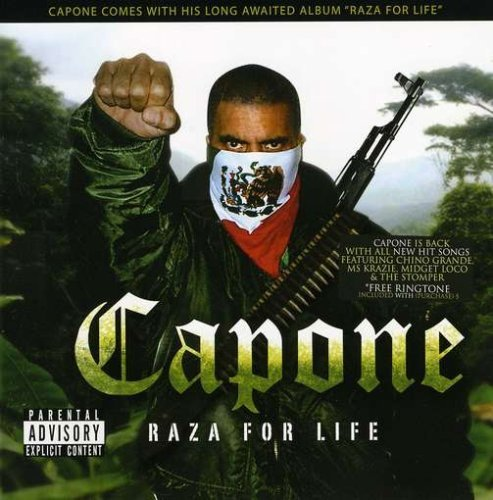 Capone Raza For Life Explicit Version