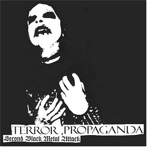Craft Terror Propaganda Second Black