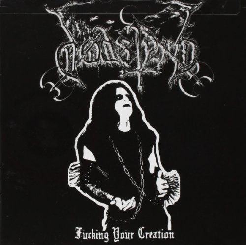 Dodsferd Fucking Your Creation 2 CD Set