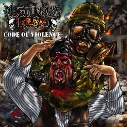 Nocturnal Fear Code Of Violence