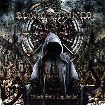 Blood Stained Dusk Black Faith Inquisition
