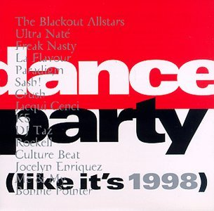 Dance Party Like It's 1998 Dance Party Freak Nasty Crush Rockell K5 Dance Party