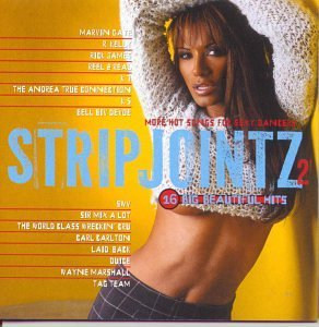 Strip Jointz Vol. 2 Strip Jointz Gaye Kelly James Swv Tag Team Strip Jointz