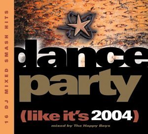 Happy Boys Dance Party (like It's 2004)
