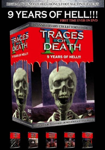Traces Of Death Traces Of Death 9th Aniv. Ed. 5 DVD Nr