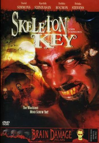 Skeleton Key Simmons Srivivasan DVD R Nr