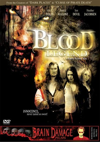 Blood Legend Graham Malone Devil Clr Nr