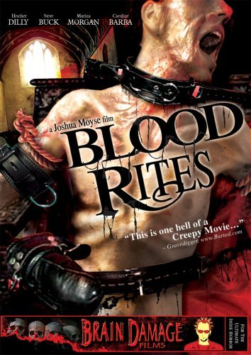 Blood Rites Dilly Buck Morgan Barba Nr