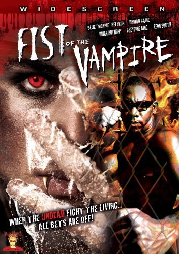 Fist Of The Vampire Heffron Caine Anthony King Sou Nr