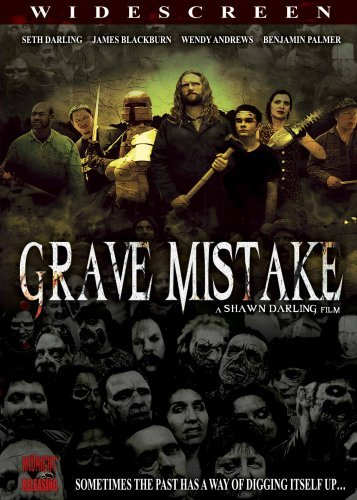 Grave Mistake Grave Mistake DVD Mod This Item Is Made On Demand Could Take 2 3 Weeks For Delivery