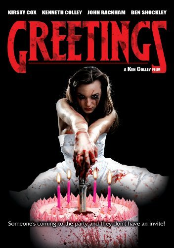 Greetings Greetings DVD Mod This Item Is Made On Demand Could Take 2 3 Weeks For Delivery