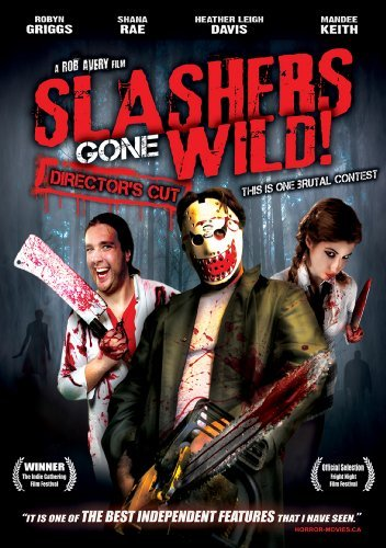 Slashers Gone Wild Griggs Rae Davis Made On Demand Nr