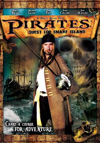 Pirates Quest For Snake Islan Kelly Leigh Taff Nr
