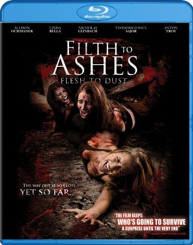 Filth To Ashes Flesh To Dust Troy Casale Quesada Blu Ray Ws Nr