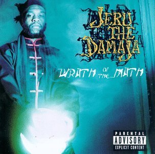 Jeru The Damaja Wrath Of The Math Explicit Version 2 Lp
