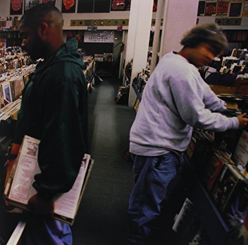 Dj Shadow Endtroducing 2 Lp