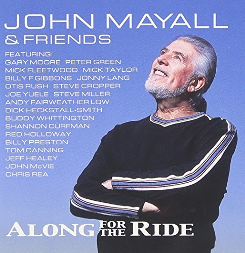 John Mayall Along For The Ride Fleetwood Taylor Moore Miller Preston Green Holloway Rush
