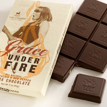 Candy Grace Under Fire Bar