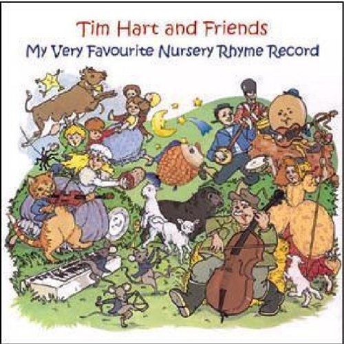 Tim & Friends Hart My Very Favourite Nursery Rhym 2 CD