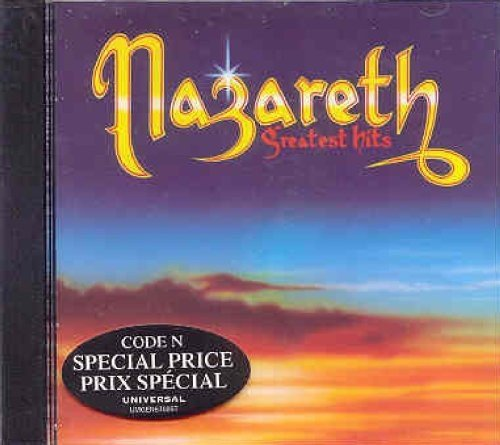 Nazareth Greatest Hits Import Can