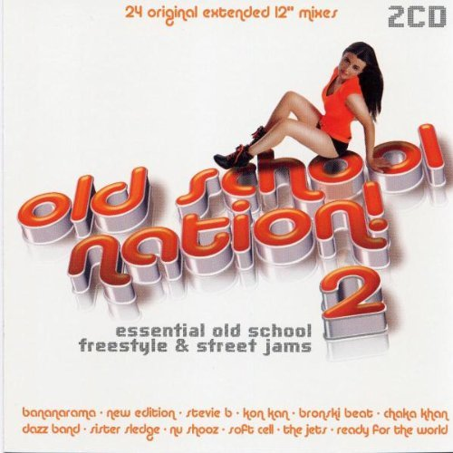 Old School Nation Vol. 2 Old School Nation 2 CD Set