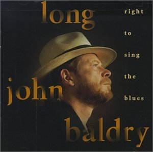 Baldry Long John Right To Sing The Blues