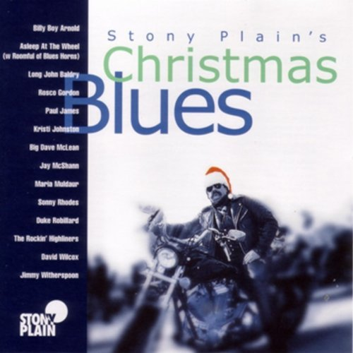 Stony Plain's Christmas Blu Stony Plains Christmas Blues Gordon Asleep At The Wheel