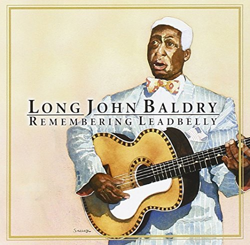 Baldry Long John Remembering Leadbelly