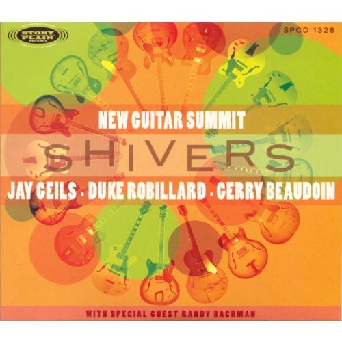 New Guitar Summit Shivers 8 CD