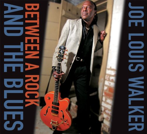 Walker Joe Louis Between A Rock & The Blues