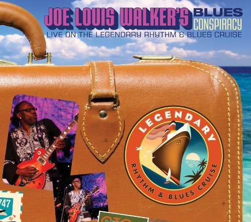 Walker Joe Louis Blues Conspiracy Live On The