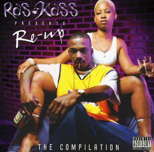 Ras Kass Re Up The Compilation Import Can
