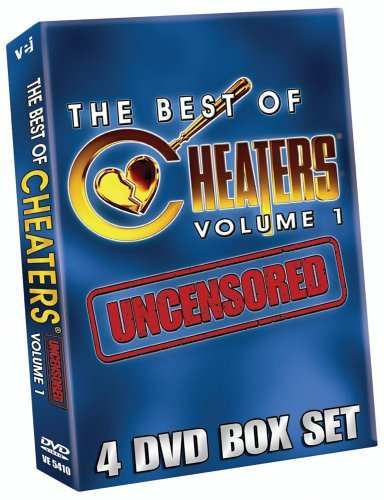 Cheaters Cheaters Vol. 1 Best Of Cheat Nr 3 DVD