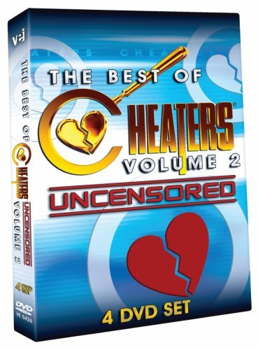 Cheaters Cheaters Vol. 2 Best Of Cheat Nr 4 DVD