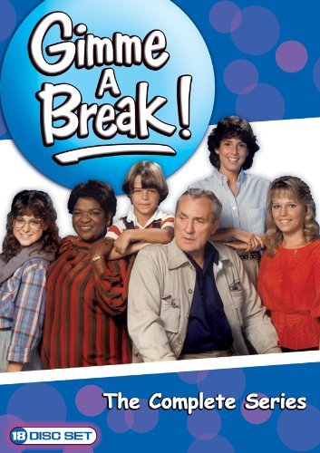 Gimme A Break Complete Series Gimme A Break Complete Series Import Can 18 DVD