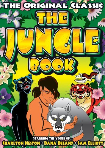 Jungle Book Charlton Heston Nr