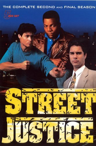 Street Justice Street Justice Import Can 5 DVD