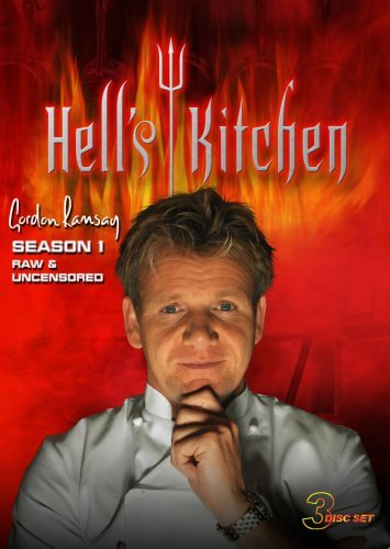 Hell's Kitchen Season 1 Nr 3 DVD