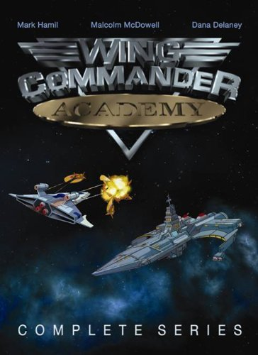 Wing Commander Academy Complete Series Nr 2 DVD