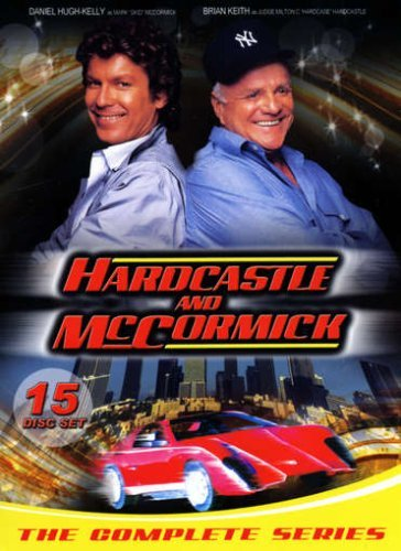 Hardcastle & Mccormick Complete Series (15 Disc Set) 15 DVD Ntsc