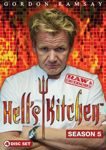 Hell's Kitchen Season 5 DVD Nr