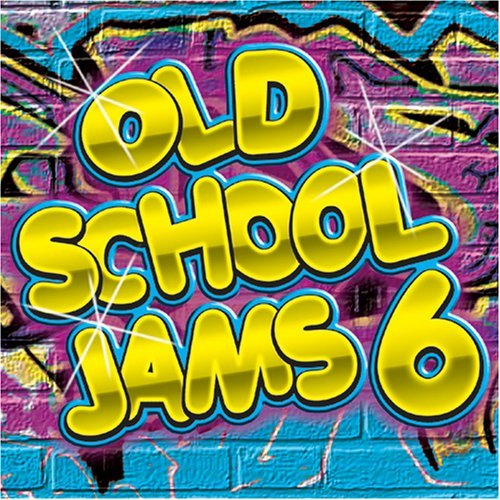 Old School Jams Vol. 6 Old School Jams 2 CD Set