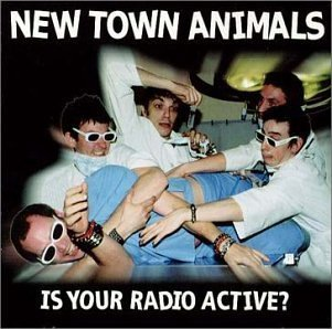 New Town Animals Is Your Radio Active?