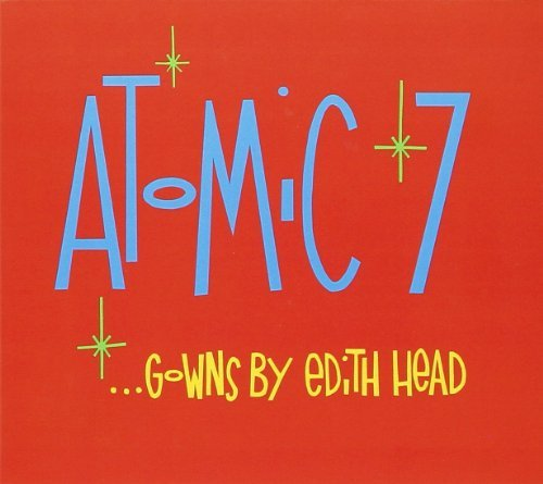 Atomic 7 Gowns By Edith Head
