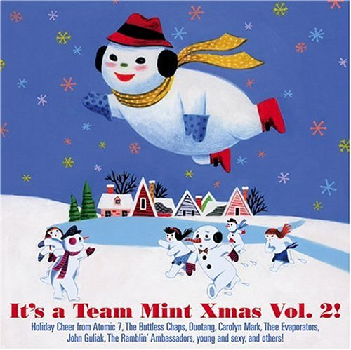 It's A Team Mint Xmas Vol. 2 It's A Team Mint Xmas Buttless Chaps Gulial Mark