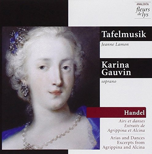 George Frideric Handel Excerpts From Agrippina & Al